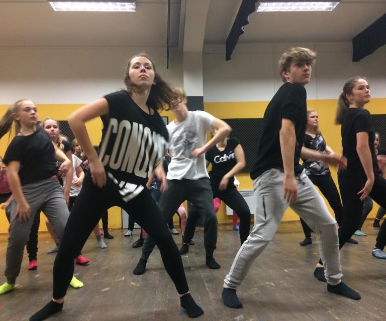 Tancování Pavel Klimenda
